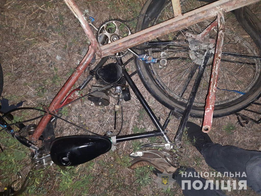 В Одесской области автобус сбил велосипедиста (фото) «фото»