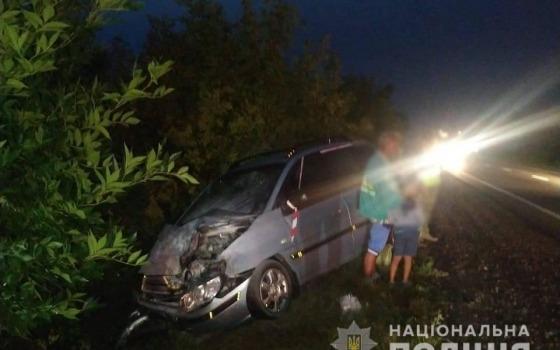В ДТП на трассе Одесса – Рени пострадали четыре человека (фото) «фото»