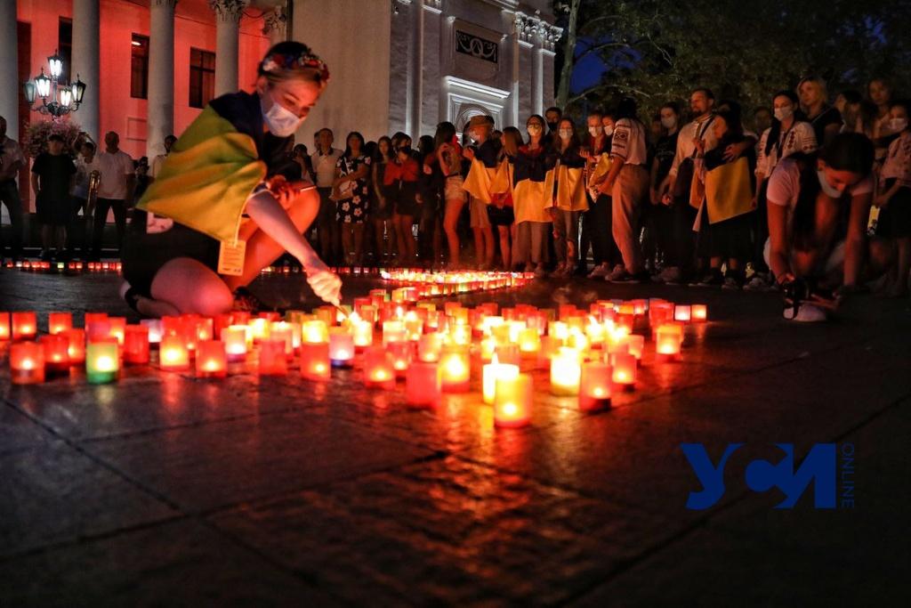 Цена Независимости: в Одессе почтили память погибших героев (фото) «фото»