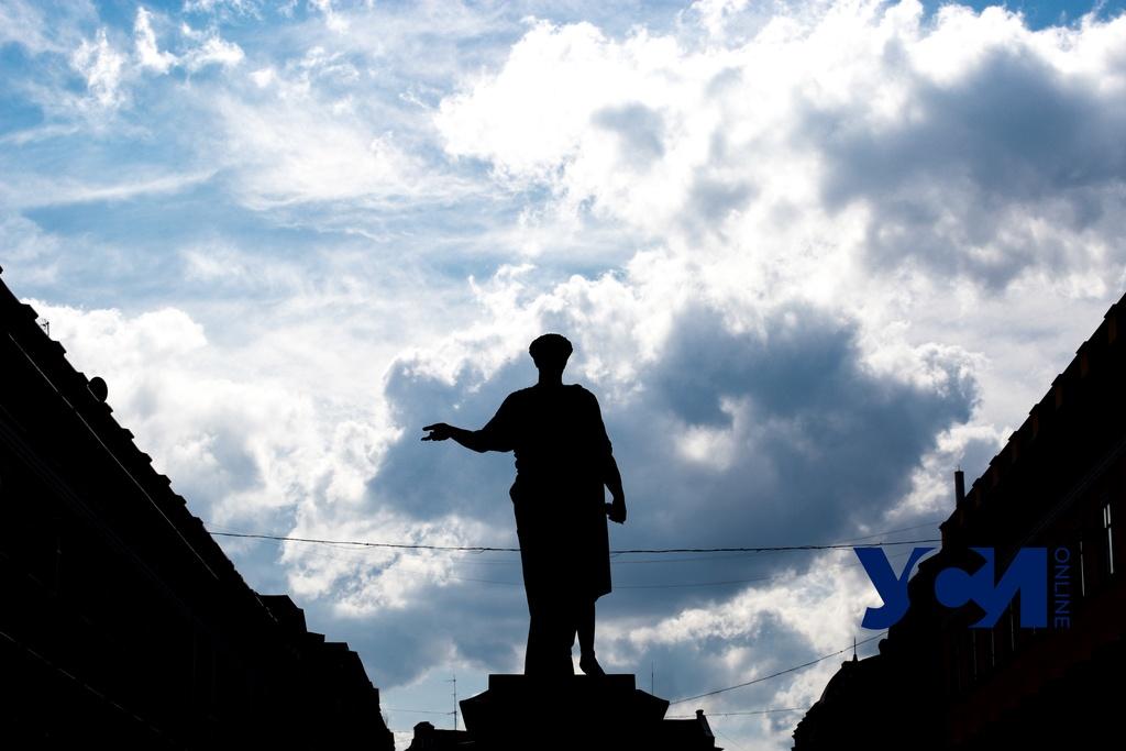 В пятницу в Одессе возможен дождь «фото»