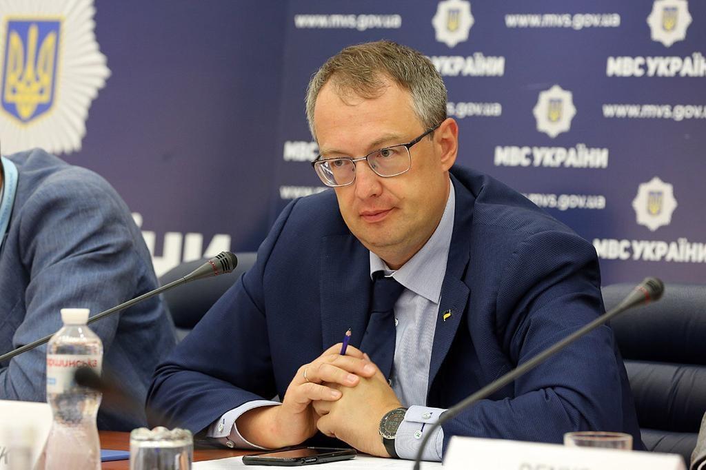 Теперь советник: Антон Геращенко возвращается в МВД «фото»