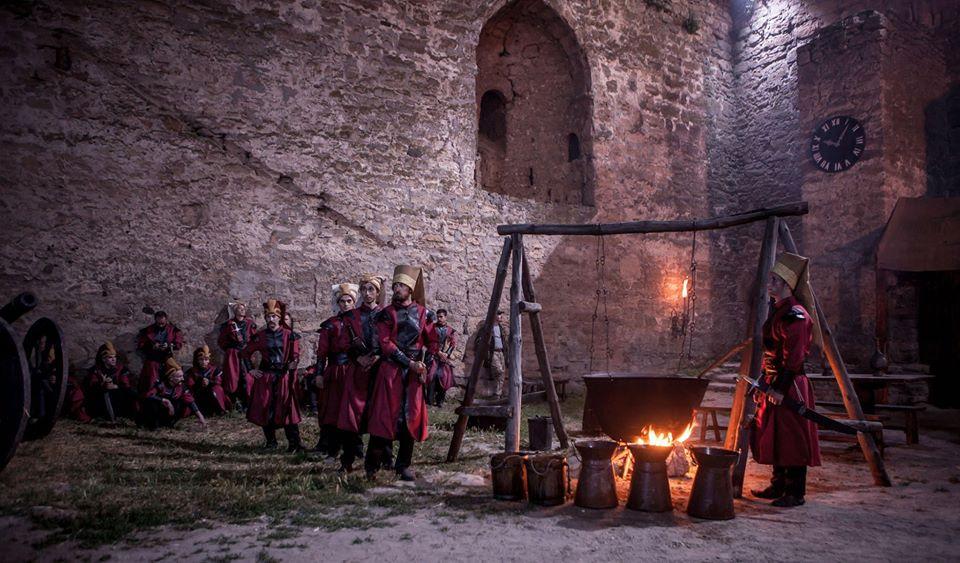 На кинофестивале в Турции «Крепость Хаджибей» Одесской киностудии признали лучшим «фото»