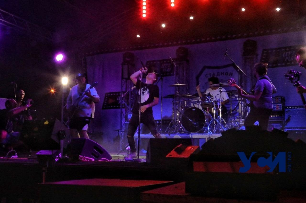 В Одессе проходит рок-фестиваль в поддержку бездомных животных (фото, аудио) «фото»