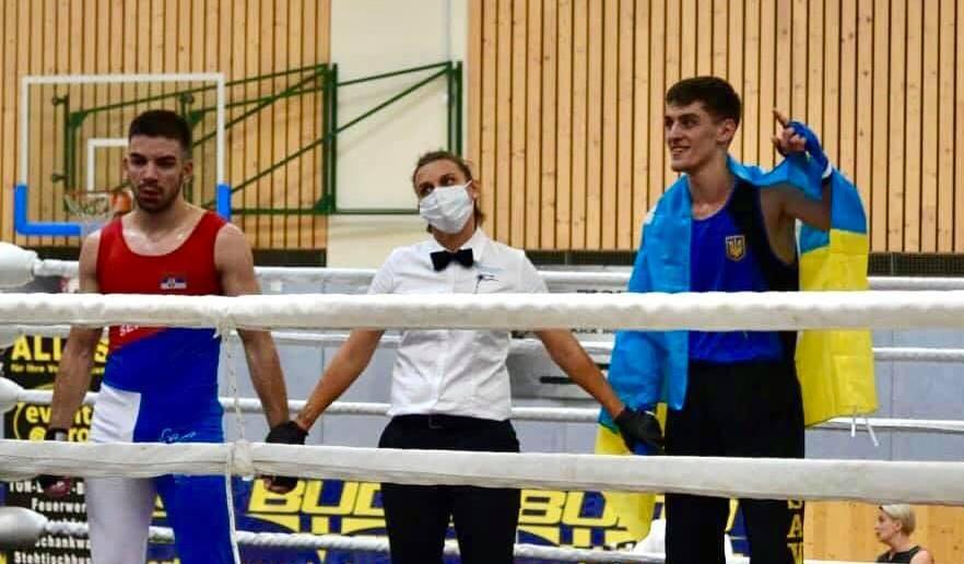 Одесский студент стал чемпионом мира по французскому боксу (фото) «фото»