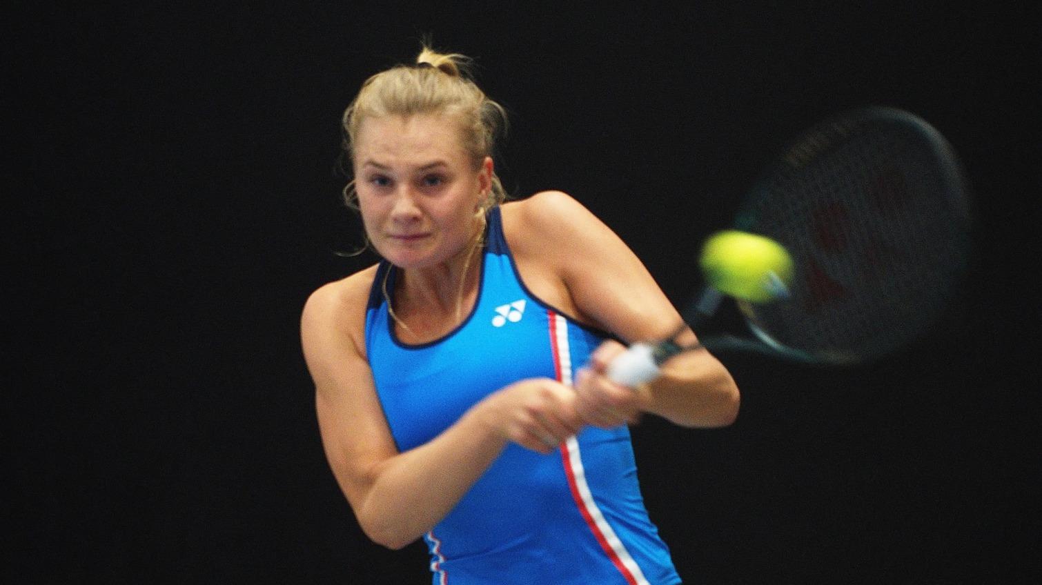 Одесская теннисистка Даяна Ястремская стартовала с победы на турнире в США «фото»