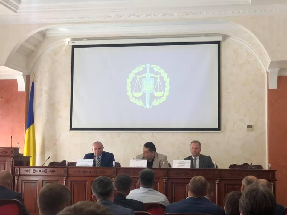 В Одессе презентовали Специализированную экологическую прокуратуру (фото) «фото»