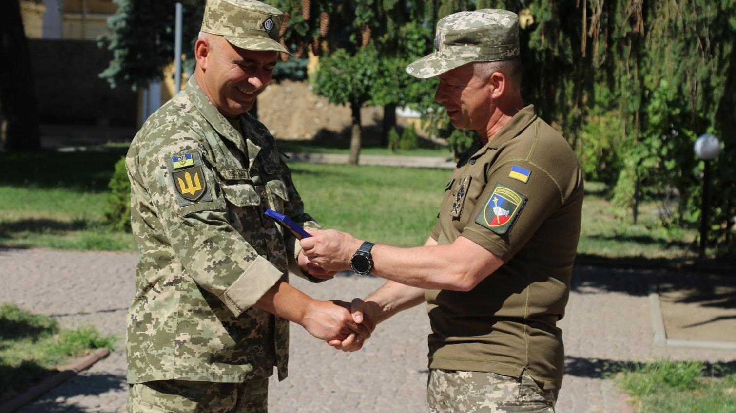 В оперативном командовании «Юг» назначили нового командующего (фото) «фото»