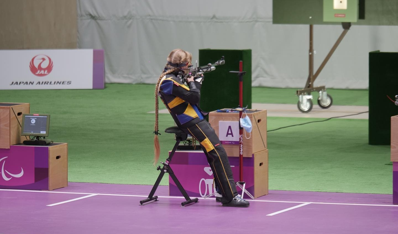 Одесские стрелки добыли две награды на Паралимпийских играх (фото, аудио) «фото»