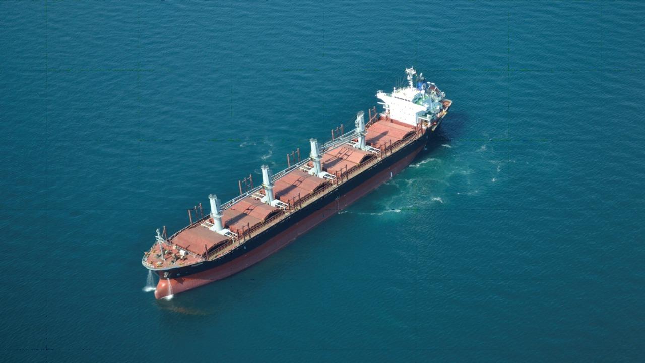 Капитана иностранного судна оштрафовали на 150 тысяч за загрязнение Черного моря «фото»