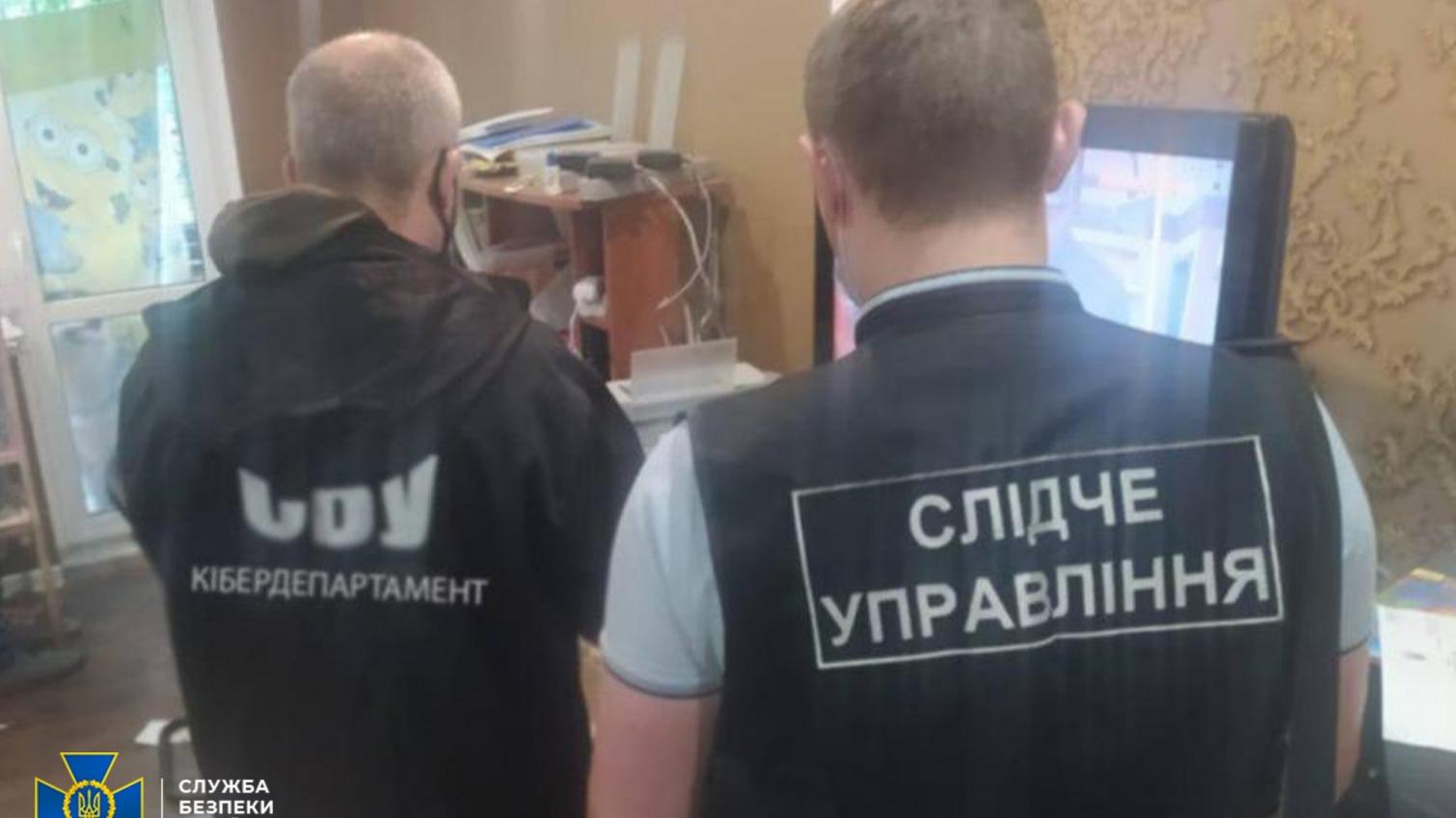 В Одессе СБУ задержала мошенников, обошедших защиту мобильных операторов «фото»