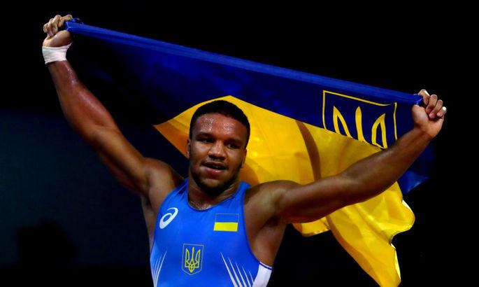 Олимпиада-2020: борец-нардеп выиграл первое «золото» для Украины «фото»