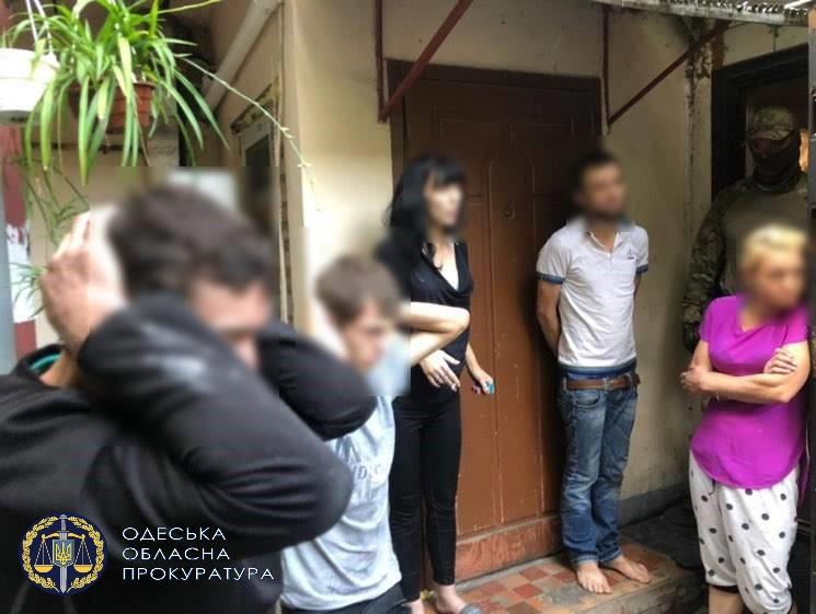 В Одессе задержали наркодельцов, которые торговали в Интернете (фото) «фото»