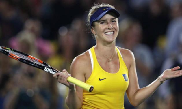 Одесская теннисистка Элина Свитолина стала победительницей турнира в США «фото»