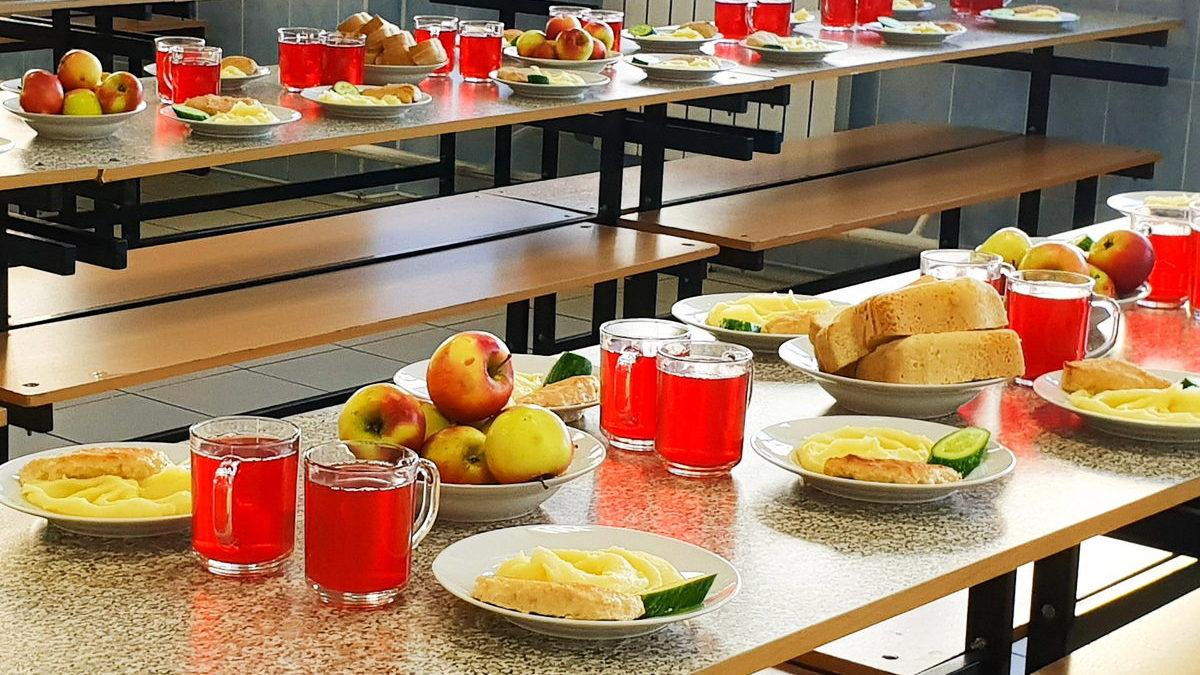 В одесских школах — очередное новое питание (аудио) «фото»