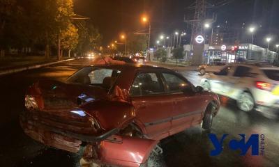 ДТП на Грушевского: одного из водителей госпитализировали (фото) «фото»
