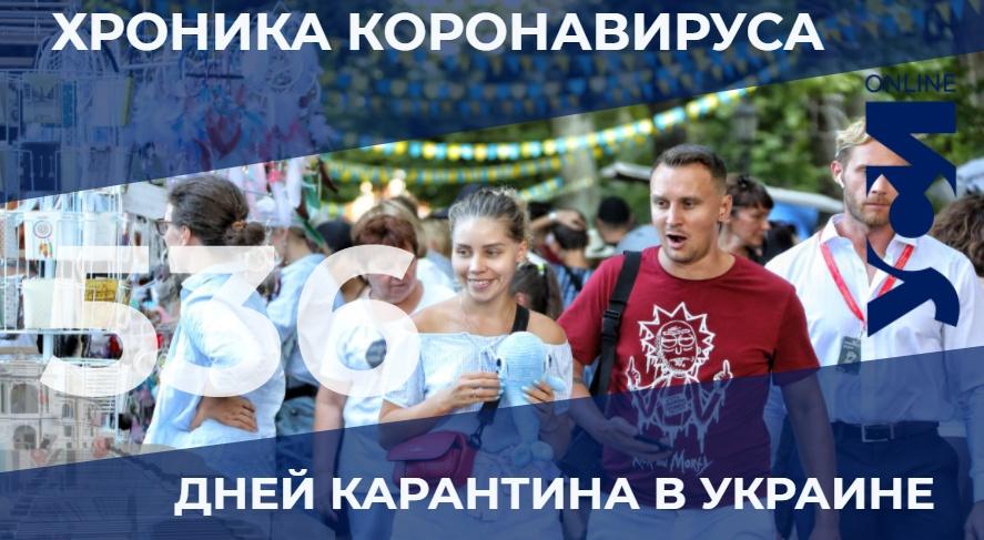 Хроника пандемии: в Одесской области – 6 летальных случаев «фото»