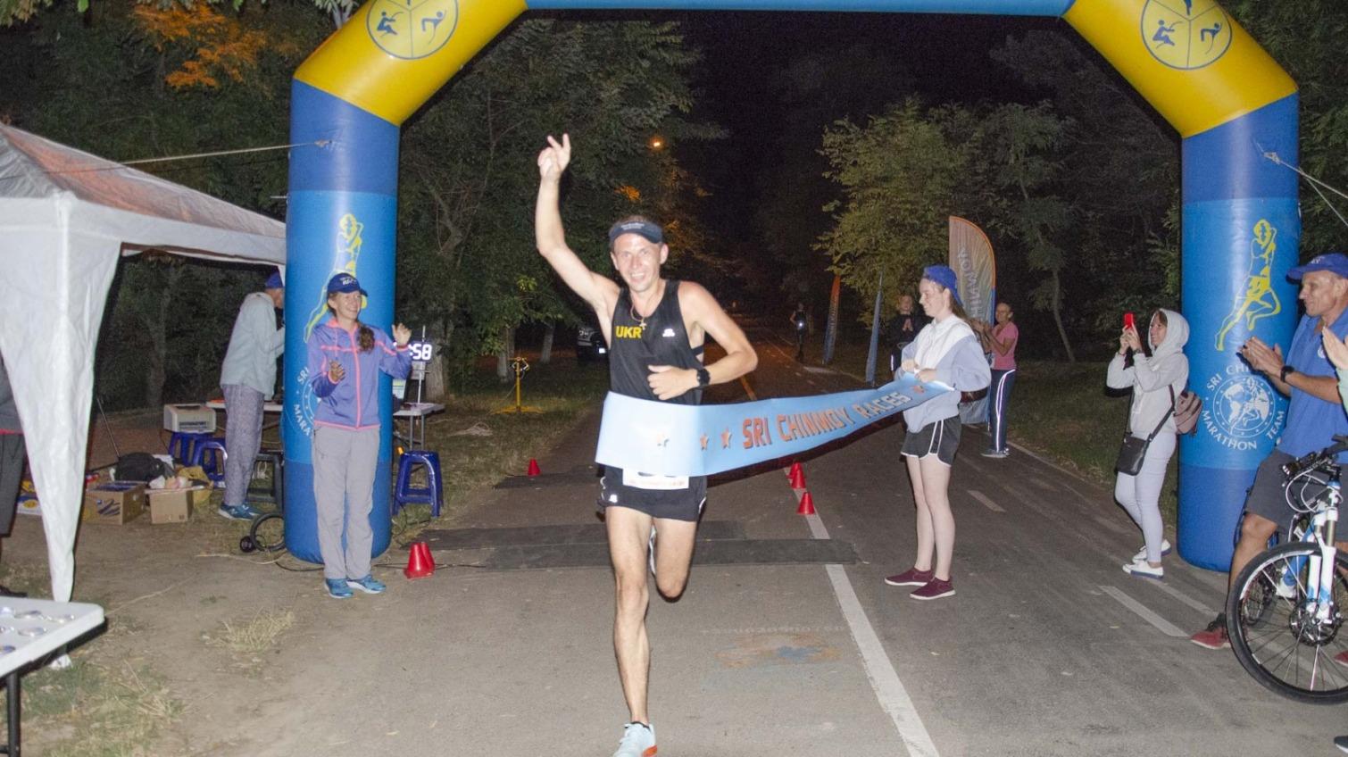 «Южный рассвет»: в Одессе состоялся первый ночной марафон (фото) «фото»