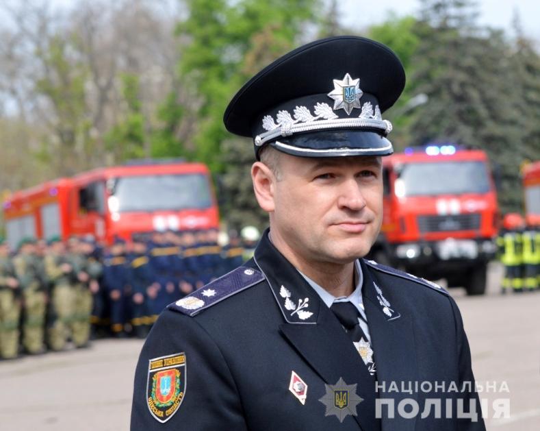 В Одесской области 4 тысячи полицейских будут следить за порядком на 180 мероприятиях (видео) «фото»