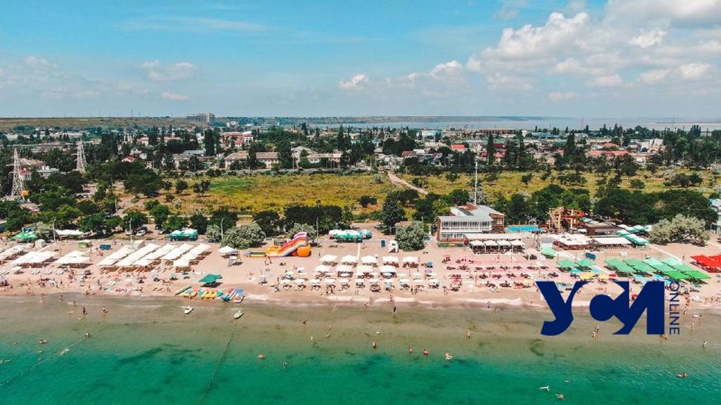 В Лузановке нельзя купаться: вода не соответствует норме «фото»
