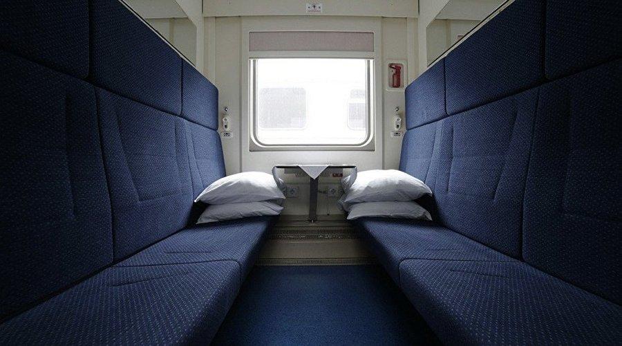 Из Киева в Одессу начнет ходить «элитный» поезд «фото»