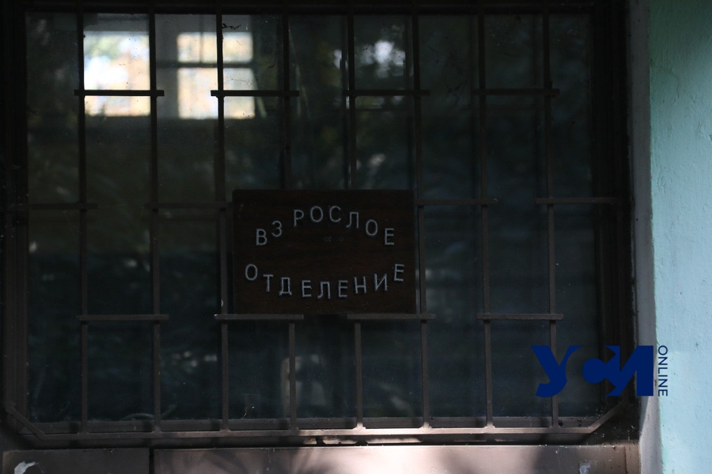 Как выглядит бывший тубдиспансер в спальном районе Одессы (фото) «фото»