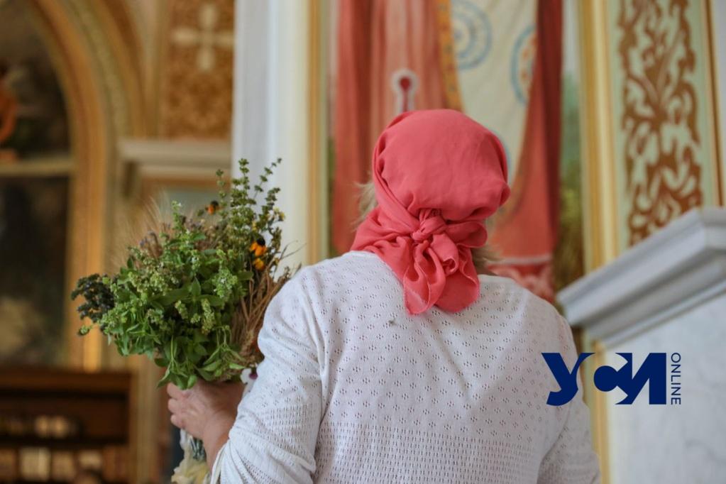 Маковей: одесские православные празднуют первый Медовый Спас (фото) «фото»