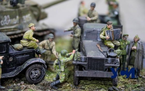 В музее-мемориале героической обороны Одессы открылась выставка миниатюр (фото) «фото»