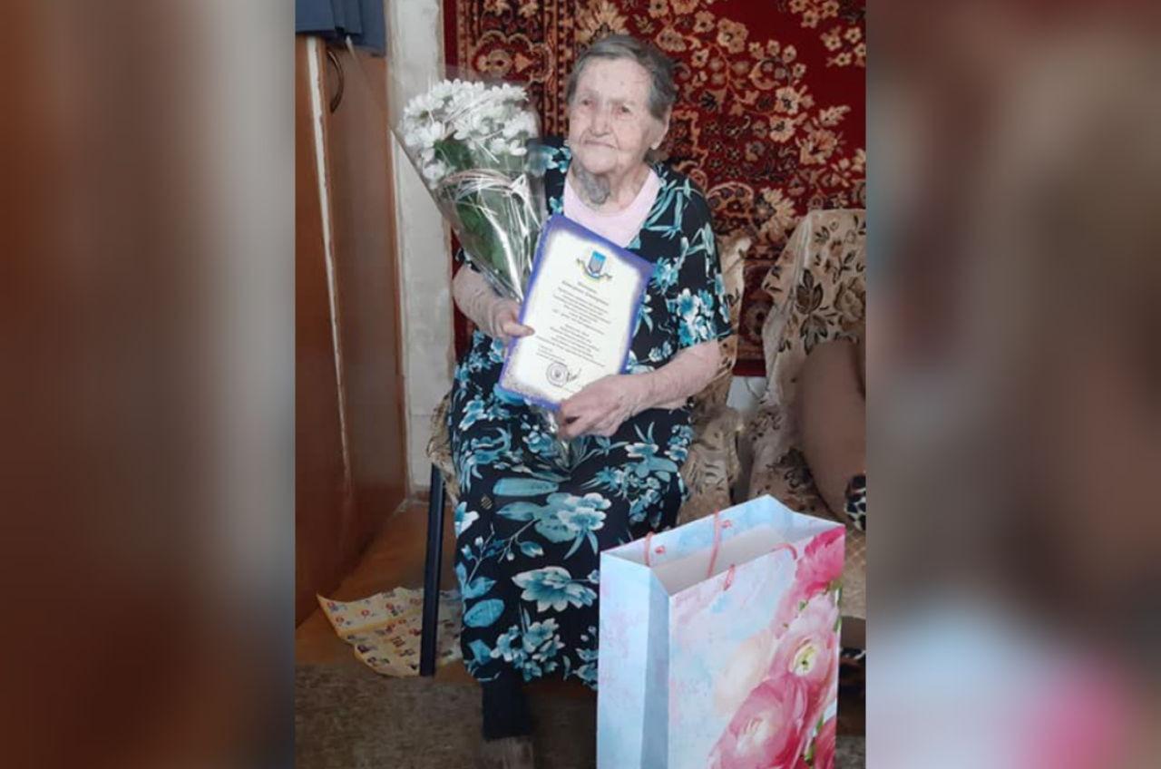 Одесситке исполнилось 102 года (фото) «фото»