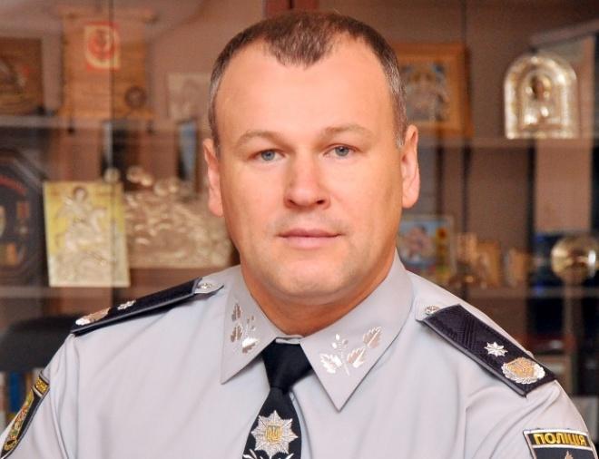 Начальник одесской полиции Олег Бех уходит в отставку «фото»