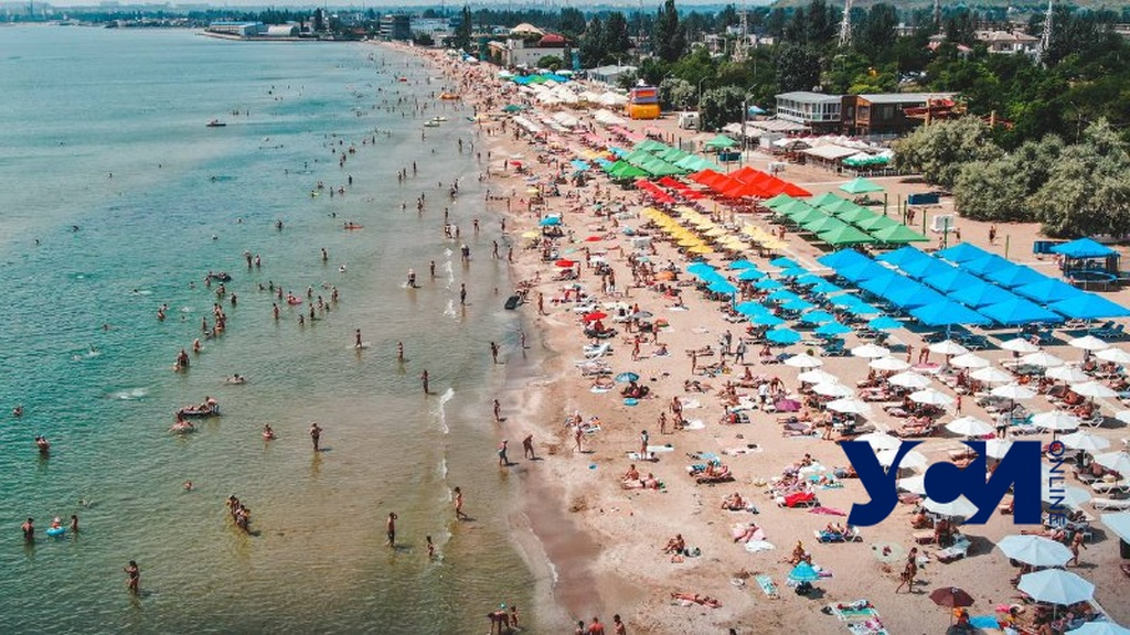 Минздрав не рекомендует купаться в Лузановке «фото»