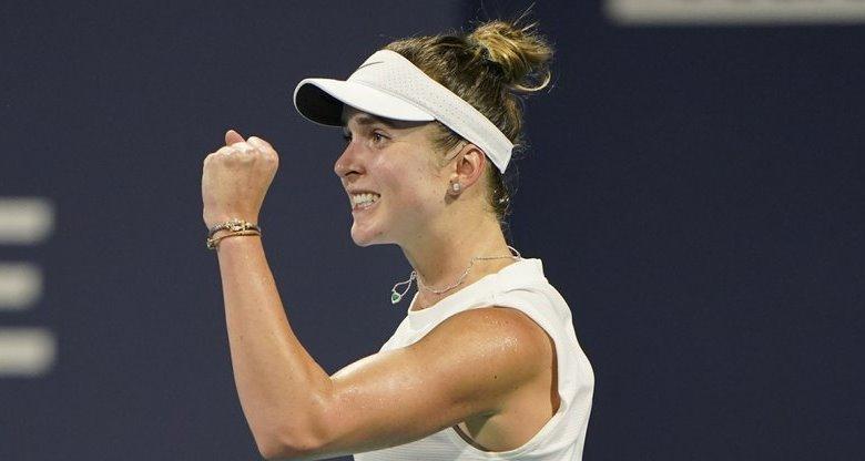 Свитолина вернулась в пятерку сильнейших теннисисток «фото»