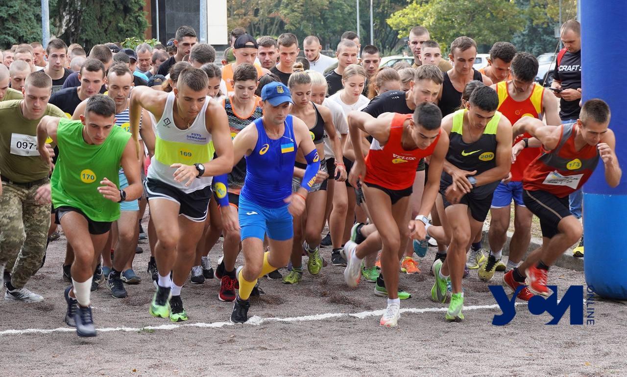 Забег в память о героях Украины состоялся в Одессе (фото) «фото»