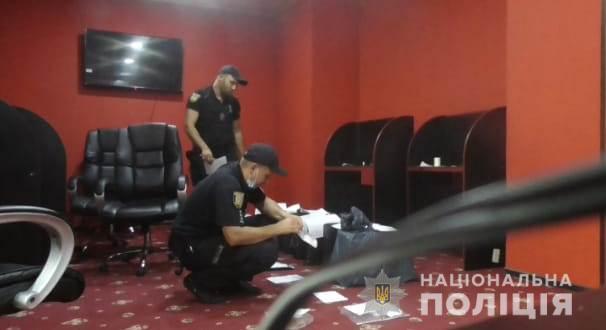 Полиция накрыла пустое подпольное казино в Березовке (фото) «фото»
