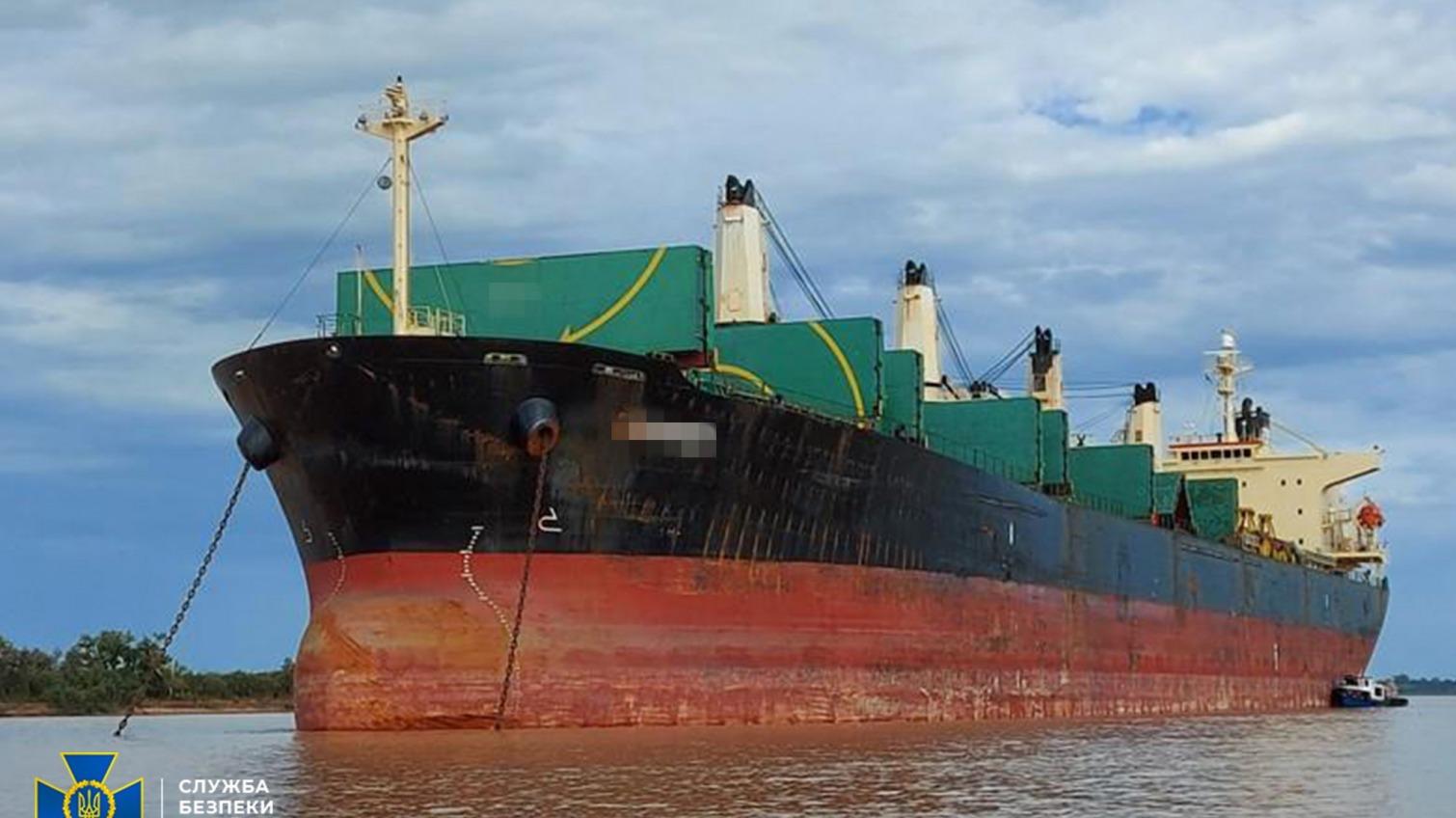 В Украине впервые будут судить морского пирата «фото»