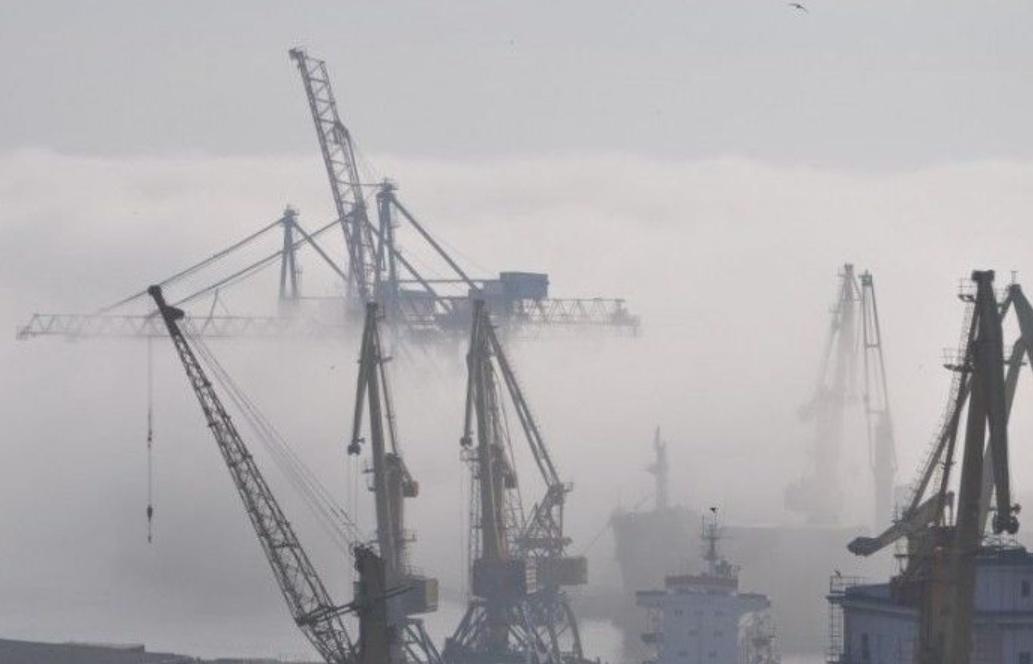В трех портах большой Одессы ввели ограничения работы «фото»