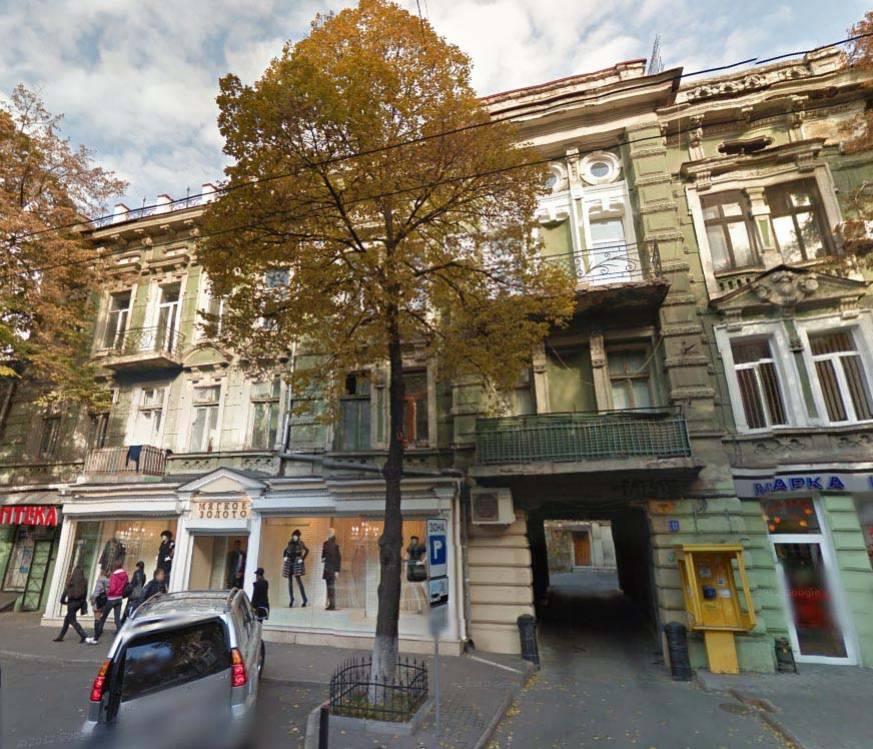 Турист пострадал во время обрушения на Садовой (аудио) «фото»