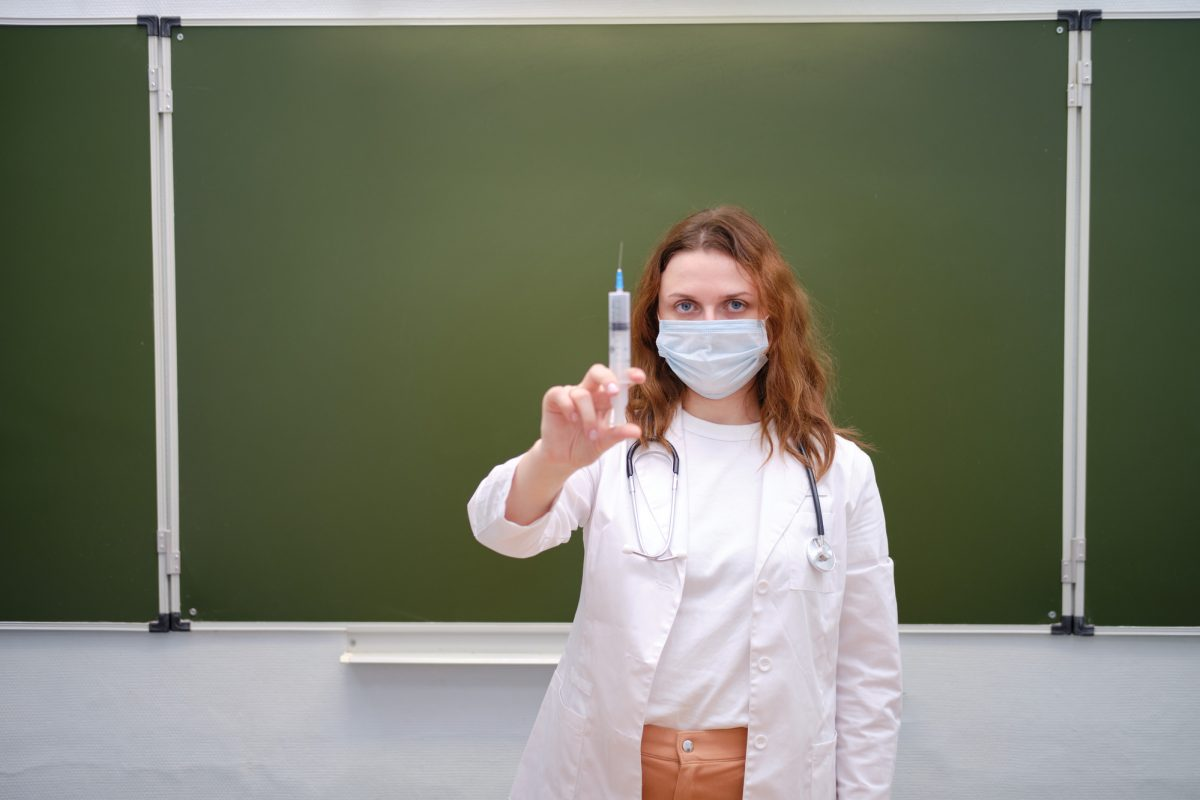 Конкурс: одесские школы, которые провели вакцинацию учителей, могут получить ценные призы «фото»