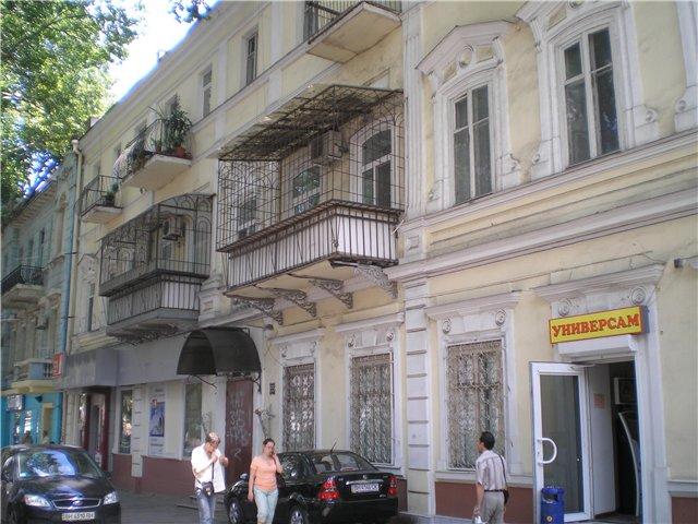 На реставрацию дома Мармарино на Пушкинской выделили 7,6 млн гривен «фото»