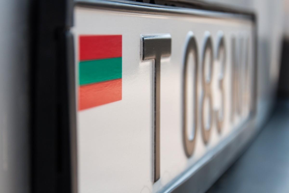 В Украину запретят въезд машин с приднестровскими номерами «фото»