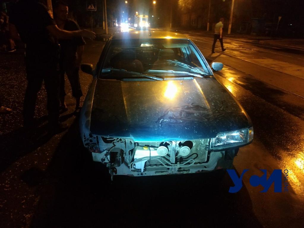 В Малиновском районе автомобиль сбил девушку-пешехода (фото) «фото»