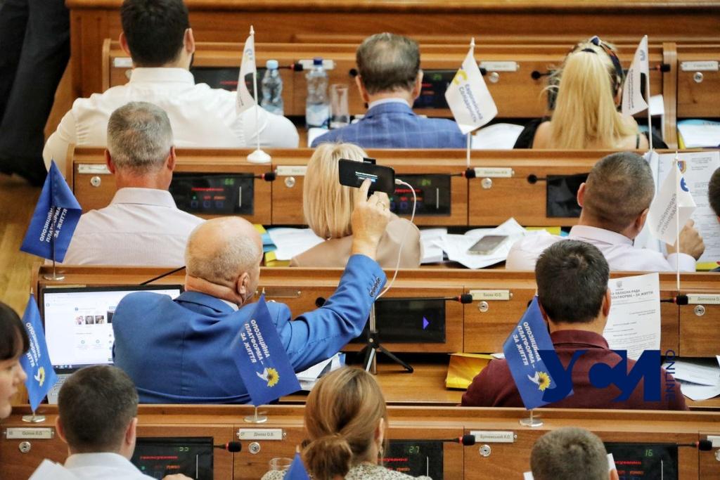 Одесский облсовет просит руководство страны не подписывать Стамбульскую конвенцию «фото»