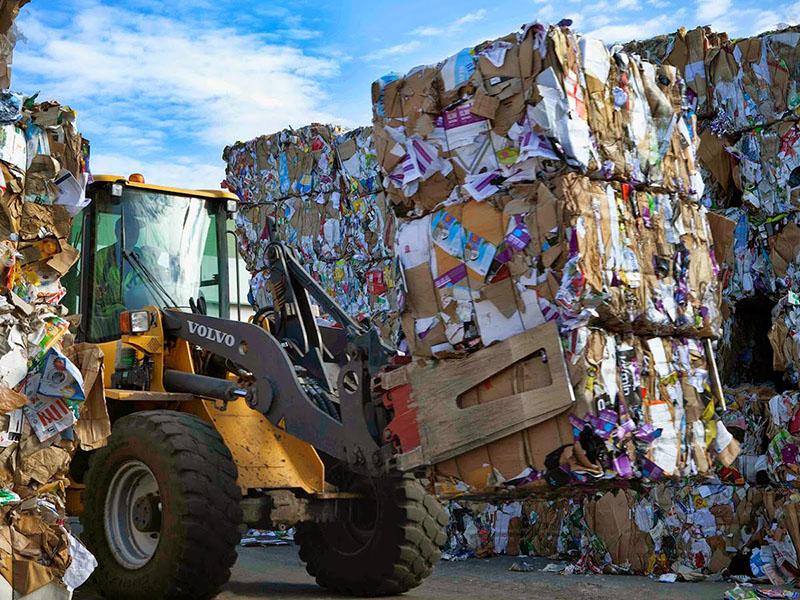 В Одесской области планируют запустить экспериментальный завод по переработке мусора «фото»