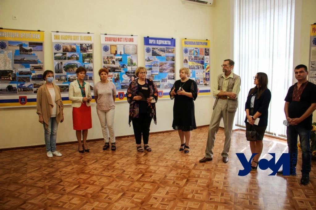 В одесском музее открыли выставку ко Дню Независимости (фото) «фото»