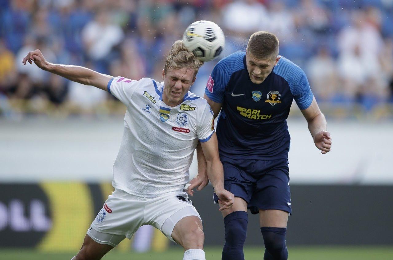 «Черноморец» второй матч подряд проигрывает 0:3, команда идет на последнем месте «фото»