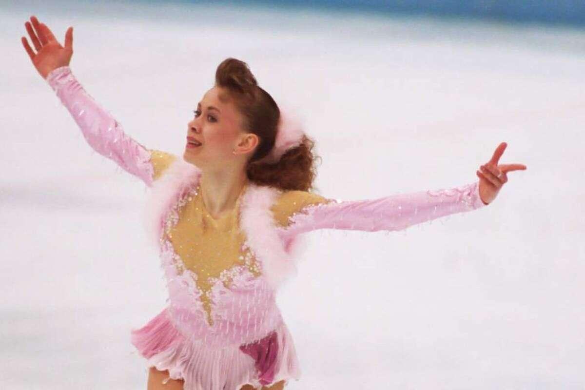 Олимпийская чемпионка Оксана Баюл отказалась от гражданства Украины «фото»