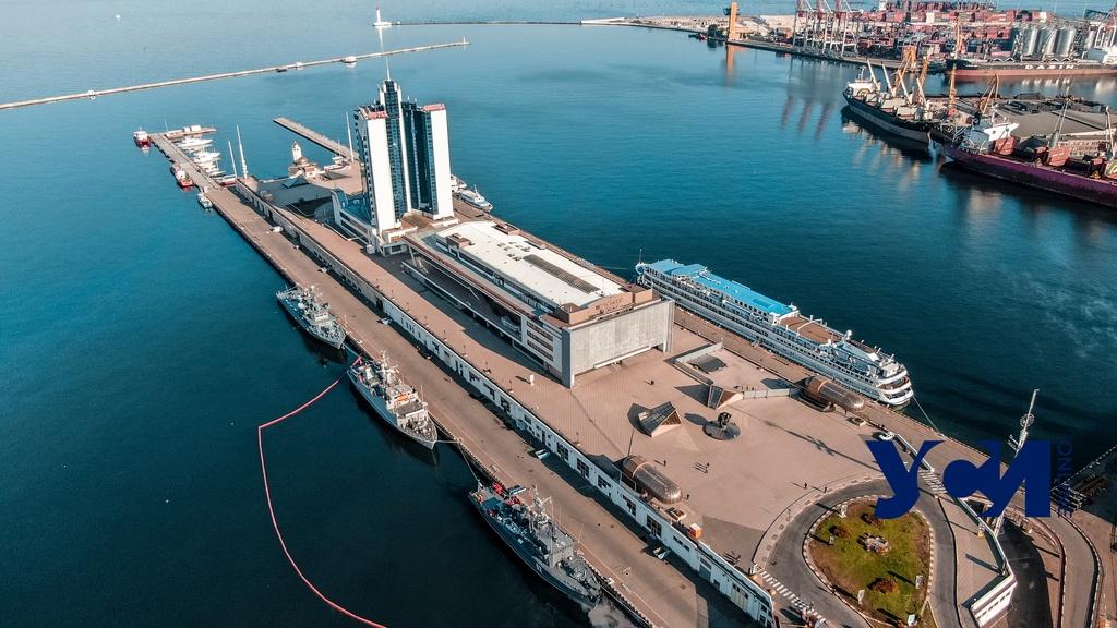 Экс-руководство Одесского порта подозревают в растрате на 1,8 млн (аудио) «фото»