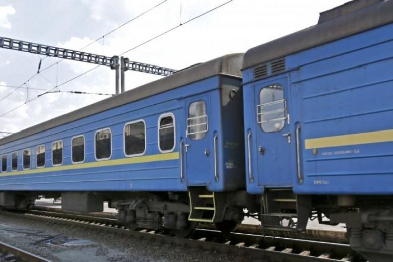Из-за аварии задерживается поезд в Одессу «фото»