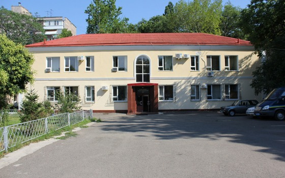 Фасад криминалистического центра МВД отреставрируют за 2,8 млн «фото»
