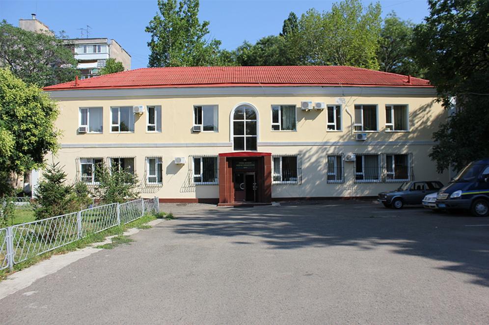 Фасад криминалистического центра МВД отреставрируют за 2,8 млн (аудио) «фото»