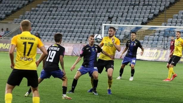 «Черноморец» после нападения фанатов сыграл вничью с «Александрией» 2:2 (фото) «фото»